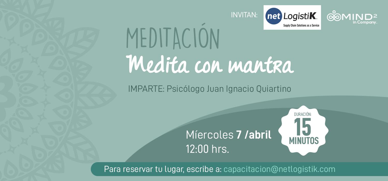 Medita con Mantras