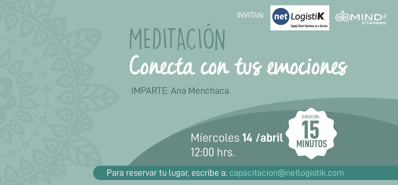 Meditación Conecta con tus Emociones